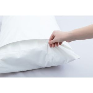 THE KING PILLOWCASE - a 2 pack of 100% combed cotton, high quality, king size pillowcases