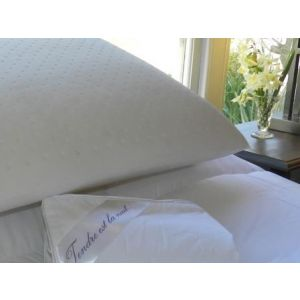 PILLOW PROTECTORS - a cotton percale 2 pack to prolong the life of your pillows.