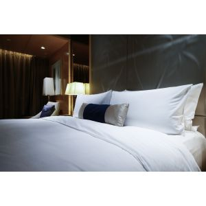 THE KING PILLOW - huge hotel-style pillow, extra length, high profile, soft, Talalay all natural latex
